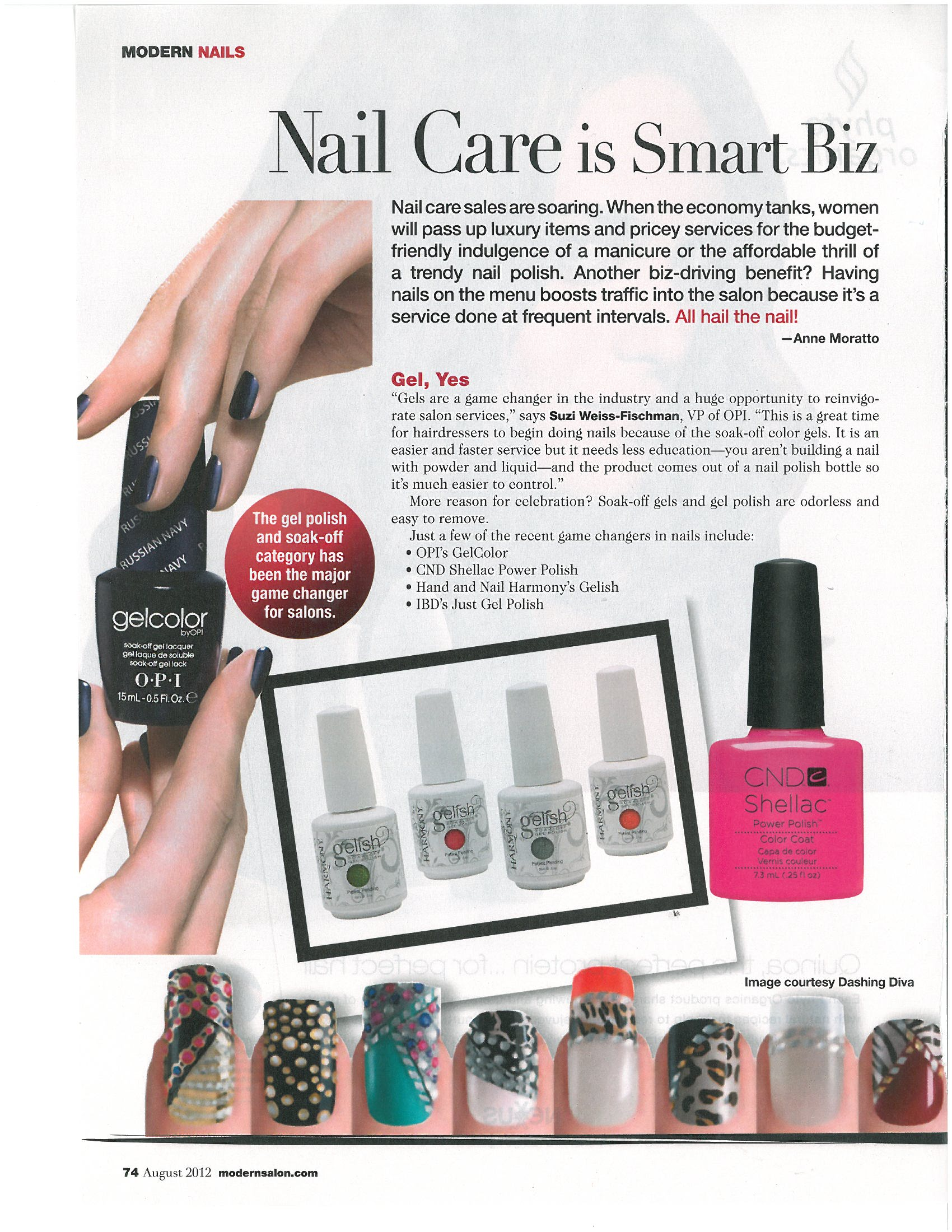 Nail Care is a Smart Biz