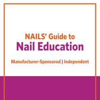 NAILS Guide to Nail Education