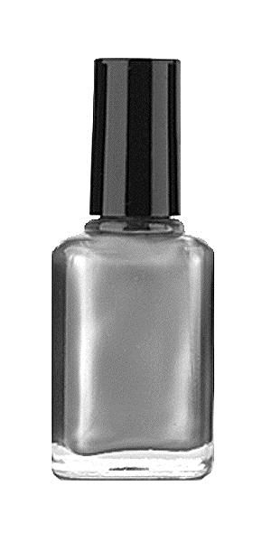 <p>Available only at <strong>Premier Nail Source</strong>, Silver Cloud is a shimmering light silvery grey nail polish from Nail Basix Lacquers.</p>