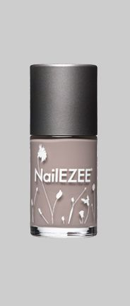 <p><strong>NailEZEE</strong>&rsquo;s Coat Check Girl is a muted grey with a cement chalky undertone.</p>