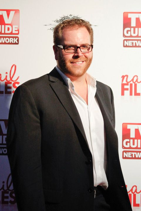 <p>Josh Gates, adventurer and host of Syfy's Destination Truth</p>