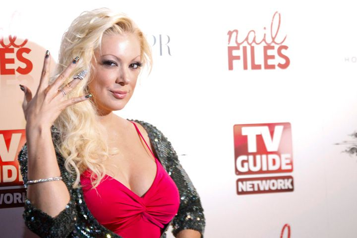 <p>Katie Cazorla, owner of The Painted Nail and star of Nail Files on TV Guide Network</p>