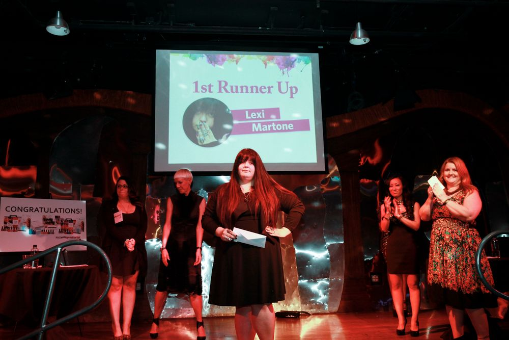 <p>1st runner-up Lexi Martone</p>