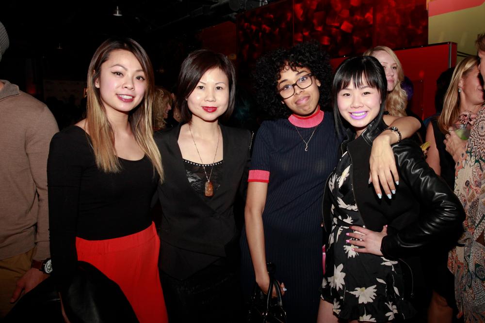 <p>The ladies from Bio Seaweed Gel</p>