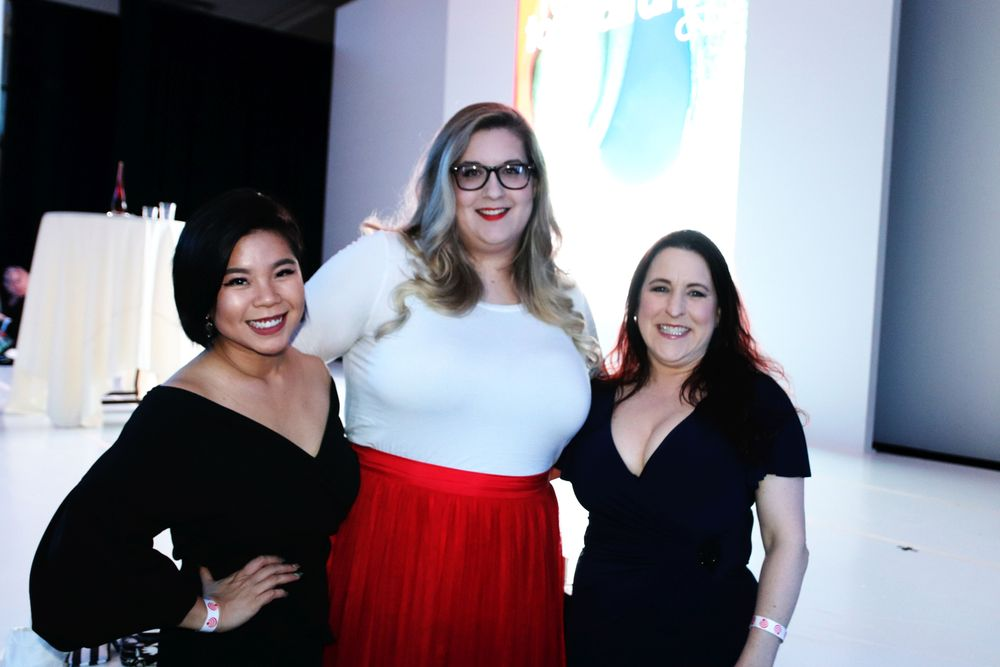 <p>Winnie Huang, Ashely Gregory, and Jamie Schrabeck</p>