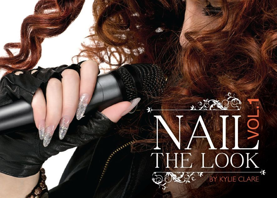 <p><em>Nail the Look: Vol. 1</em> by Kylie Clare <br /> Showcasing some of the hottest trends &mdash; such as animal print, matte with glossy touches, and metallics &mdash; done by some of the prominent nail artists of the day (including Alisha Botero, Leah Light, and Mirka Poikkeus), the softcover book features a large photo of the nail design on each lefthand page, with a written step-by-step on each righthand page.</p>