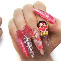 NTNA S. 6 Challenge 6: Carnival Treats Nail Art (Nixxi)