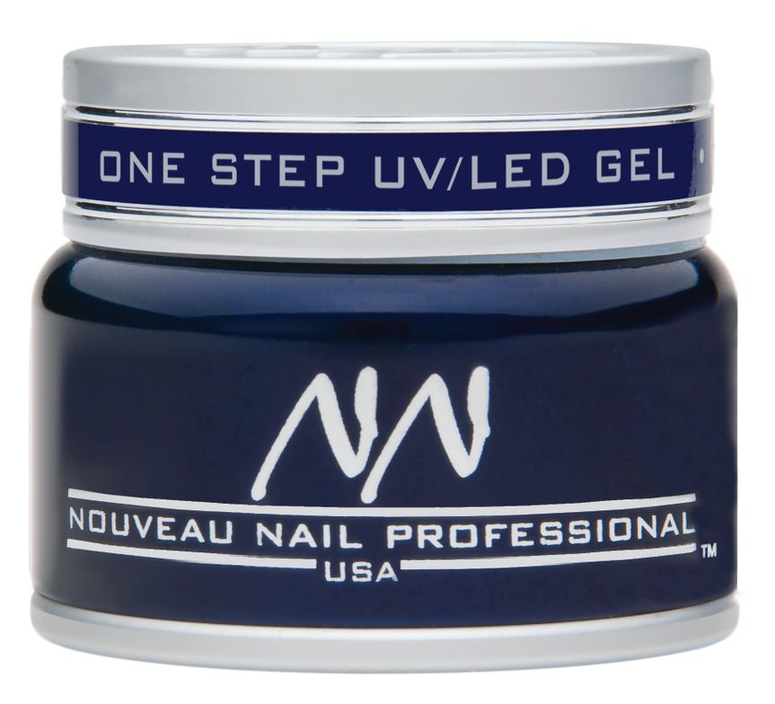 "<p><a href=""http://www.premiernailsource.com/"">Nouveau Nail</a>&rsquo;s traditional gel offers easy application, glossy finish, and can cure in less than 30 seconds under LED lamps and in just two minutes under UV lamps.</p>"