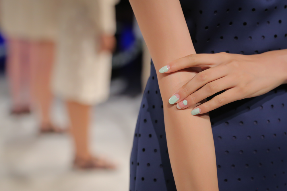 <p>THat's Hula-rious will be part of OPI's new spring/summer 2015 collection. Photo courtesy of OPI.&nbsp;</p>