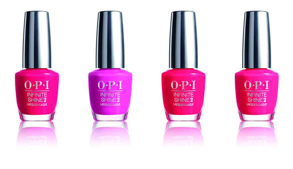 """<p><a href=""""http://opi.com/"""">OPI</a>&rsquo;s Infinite Shine Gel Effects Lacquer System offers rich color, intense shine, and lasting wear sans LED light-curing or soak-off removal. Available in 30 shades (plus Primer base and Gloss top coat), Infinite Shine is a three-step system that leaves nails colorful and shiny for up to 10 days. Primer prevents staining and increases durability, followed by two coats of color. Finish with Infinite Shine Gloss, which features a state-of-the-art gel polymer formula that cures in natural light. Remove product with Expert Touch Nail Lacquer Remover, no soaking required. Infinite Shine products feature OPI&rsquo;s ProWide Brush for ultimate application.</p>"""