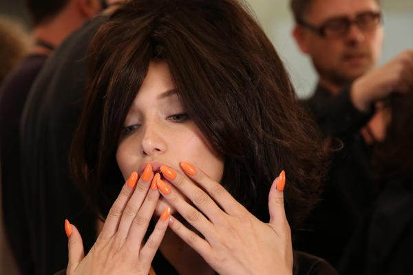 <p>OPI for Jeremy Scott.</p>