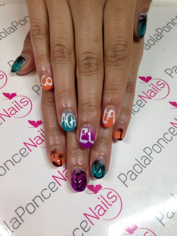 <p>Paola Ponce, Los Angeles, @paolaponcenails</p>