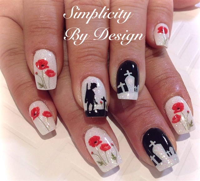Nail Art to Remember: 10 Veterans Day Designs