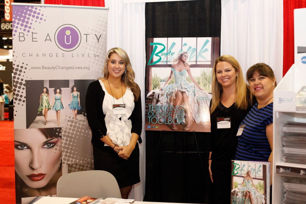 <p>Beauty Changes Lives&rsquo; Jessica Semonin, Amanda Goodwin, and Patricia Nolin are on a mission to get more people interested in joining the beauty industry.</p>