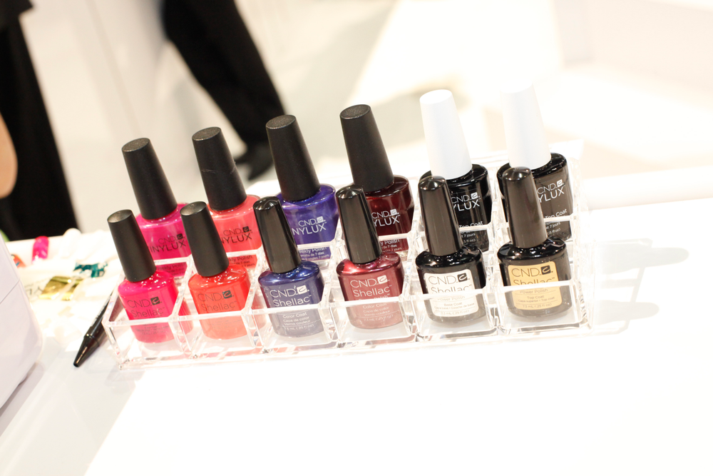 <p>Thirty of Vinylux's 62 colors match popular CND Shellac colors.</p>