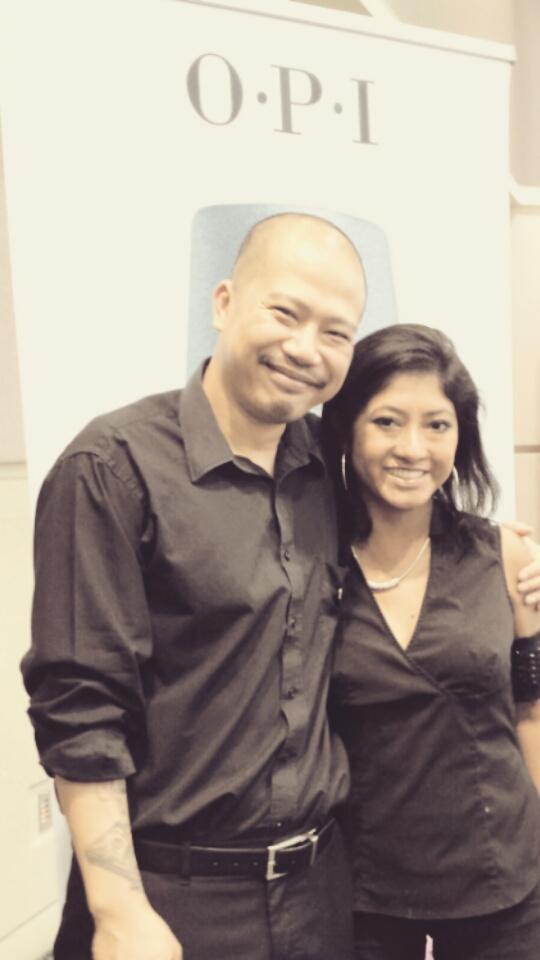 <p>OPI's Vu Nguyen</p>
