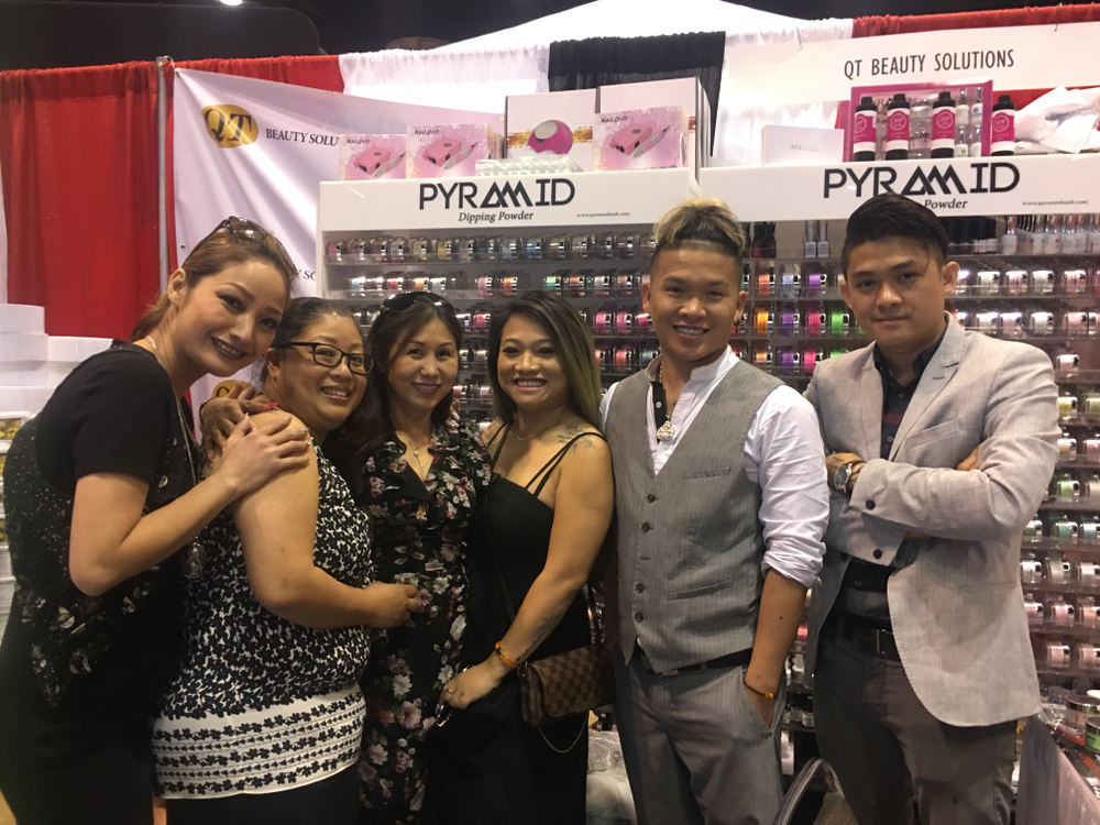 <p>Pyramid dipping powder company</p>