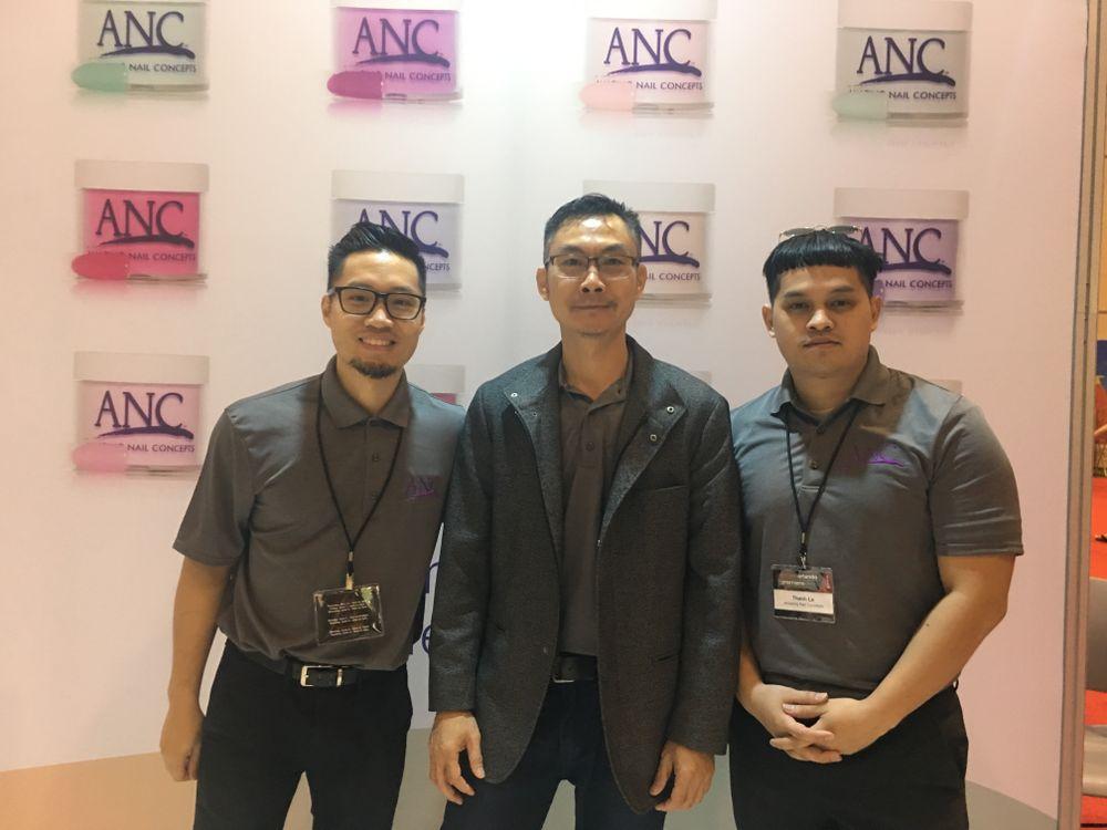 <p>ANC team</p>