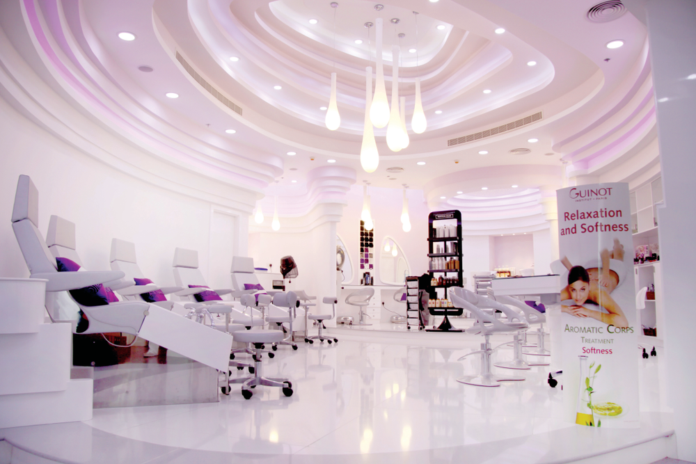 <p>Tips &amp; Toes Nail Spa &amp; Beauty Lounge, Muscat, Oman</p>