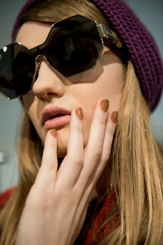 <p>Jin Soon Choi used Dulcet for the Karen Walker show</p>
