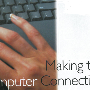 Making the Computer Connection