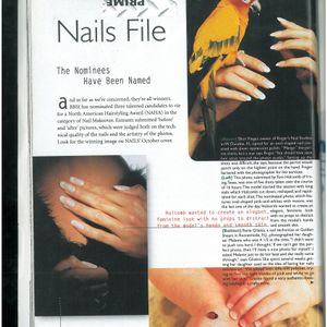 Nails File: The Nominees Have Been Named
