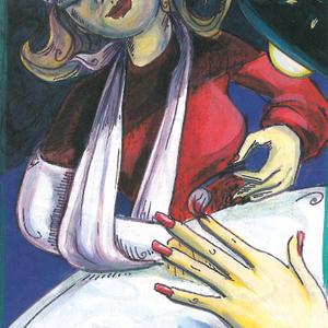 Illustration: Dominique Blaskovich