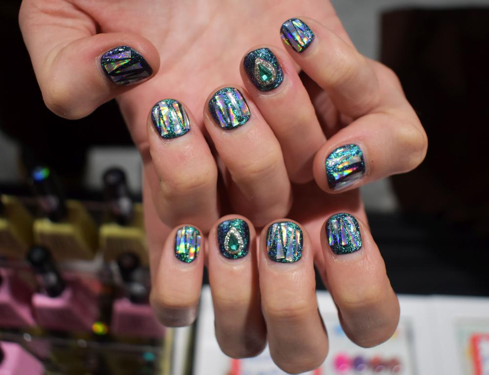 <p>Nails at Sammi Nail Art</p>