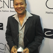 VietSALON Nail Artistry Competition Sponsored by CND Brings Nail Industry Together