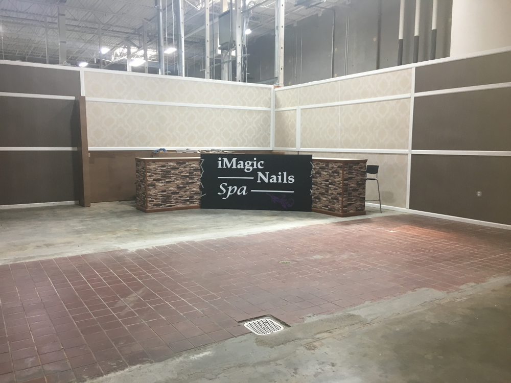 <p>iMagic Nails in Sacramento, Calif., is expanding. This room will be the site of the pedicure-only section.</p>