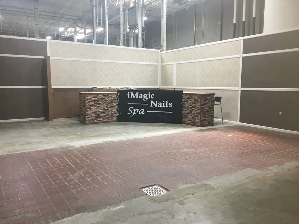 <p>iMagic Nails in Sacramento, Calif., is expanding. This room will be the site of the pedicure-only section. </p>