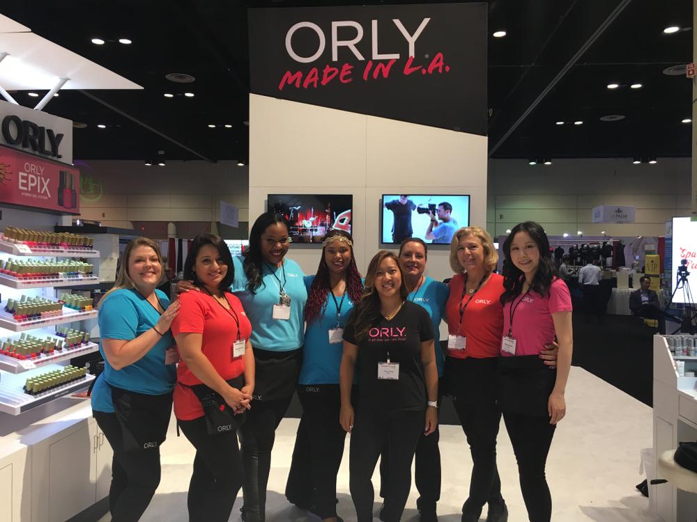 <p>Team Orly</p>
