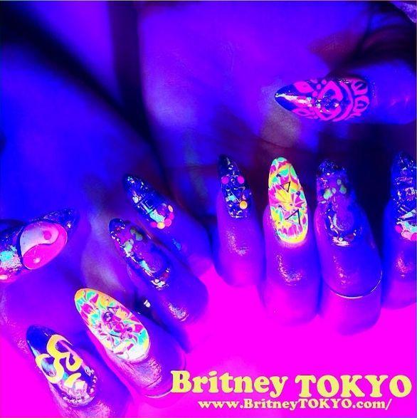 <p>Britney Tokyo, Los Angeles @britneytokyo</p>