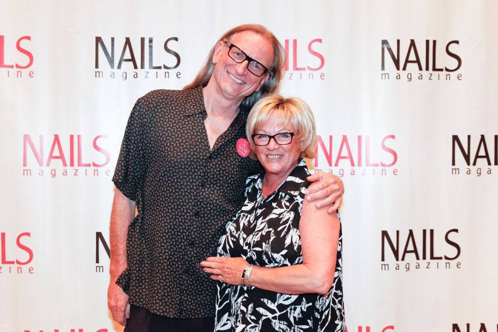 <p>Doug Schoon and Vicki</p>