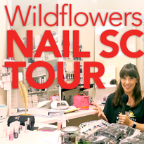 Wildflowers Nail School Tour