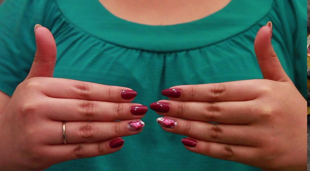 <p>Rival nails</p>