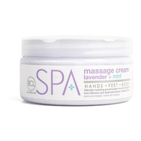 Lavender Mint Massage Cream