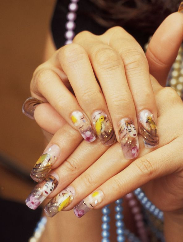 <p><strong>NOTABLE ENTRY </strong>Bianca Mai, Nails by Bianca, Heinsberg, Germany</p>