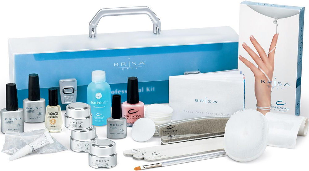 <p><strong>2004 Favorite Gel/Light System: Creative Nail Design Brisa Gel System</strong></p> <p>2nd: IBD Gel System; 3rd: OPI MicroBond System; 4th: Light Concept Nails Light Cured Resin System; 5th: Young Nails Finish</p>