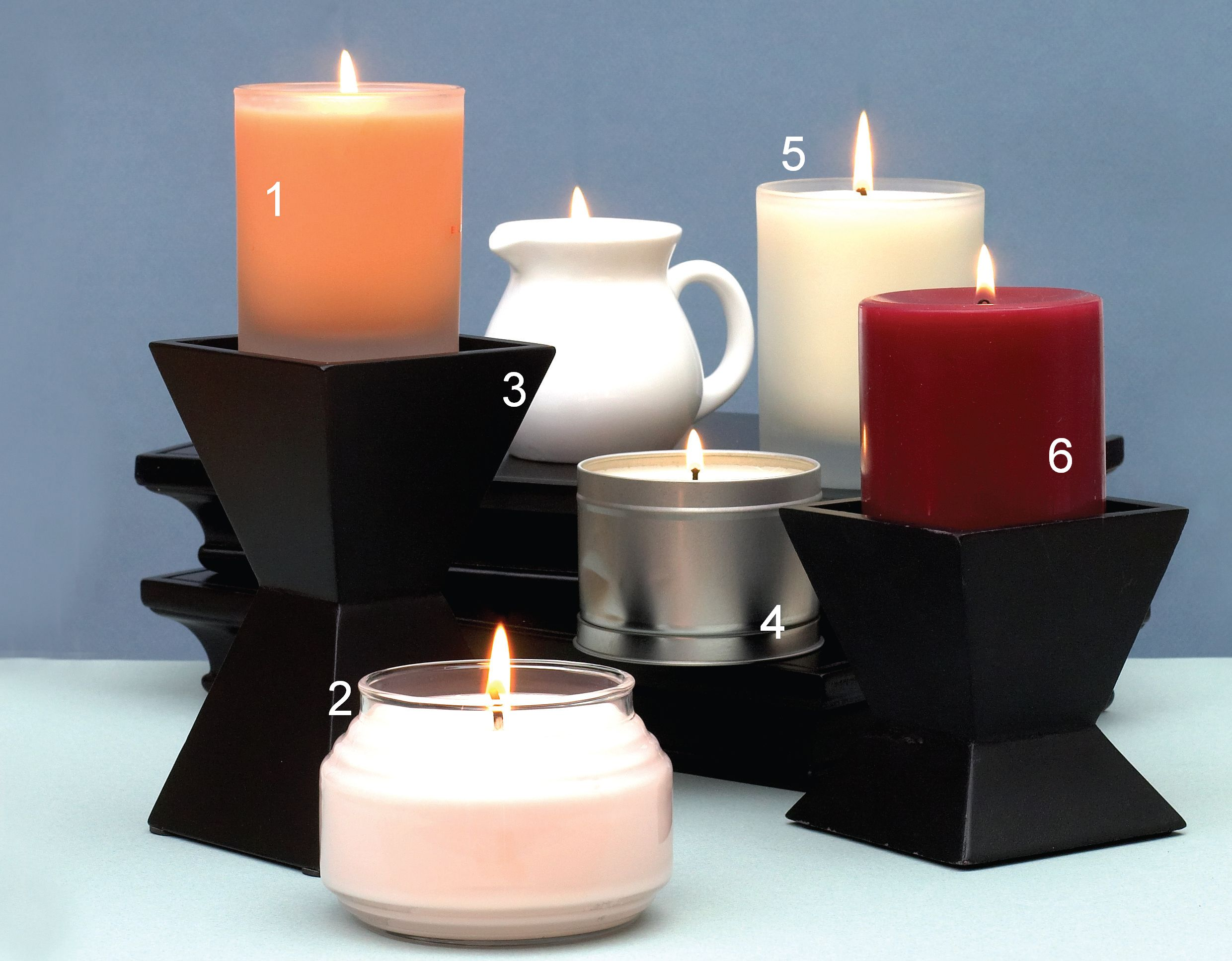 Retail Boutique: Candles