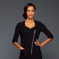 Ysabel Asymmetrical Zip Jacket