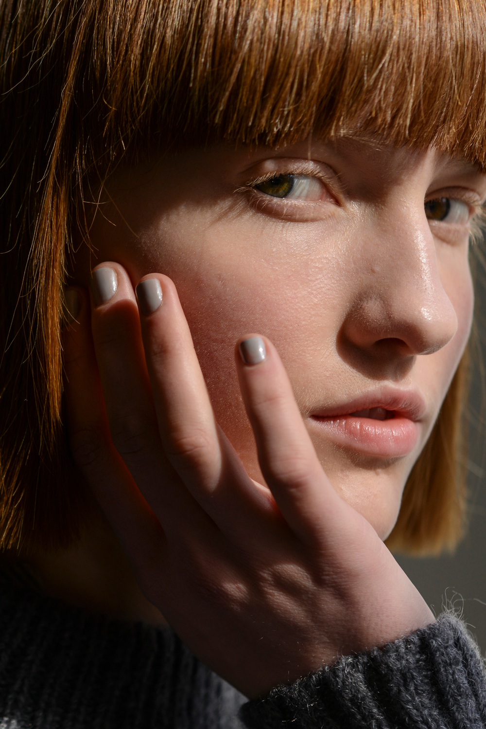 <p>China Glaze for Proenza Schouler. Photo courtesy of ©MatthewCarasella/SocialShutterbug.com</p>