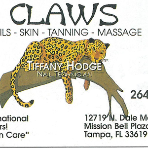 Classy Graphics: NAILS 1998 Graphics Design Contest