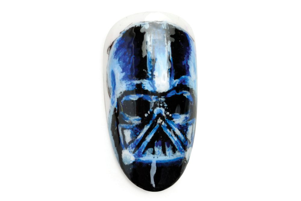 <p>Entry: Darth Vader by Stefania Flex, Vancouver, Canada</p>