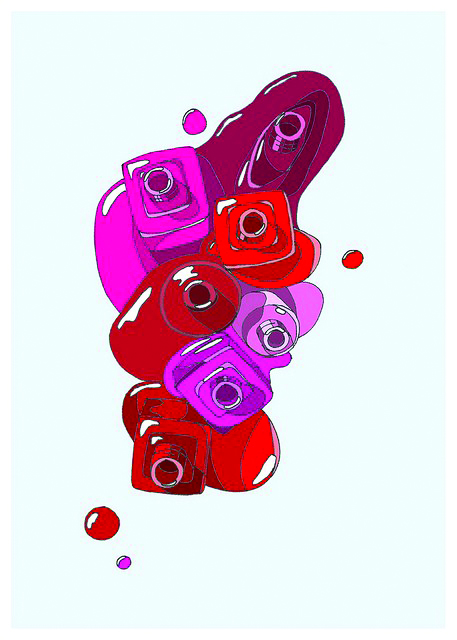 <p>For just $12.99 and $24 respectively, you can purchase these nail polish prints to hang and frame in your space. They are sure to make your salon extra pretty. emmakisstina.etsy.com</p>