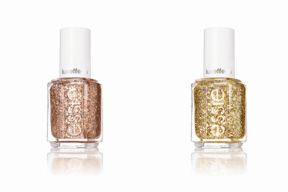 """<p>Essie's Luxeffects are multidimensional top coats featuring intricately elegant glitters. Easy to apply and easy to wear, they are designed to embellish any color, making a bejeweled nail look even more fun.</p> <p><a href=""""http://www.essie.com"""">www.essie.com</a></p>"""
