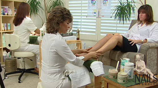 Estelina's-Winter Warmth Pedicure (9)