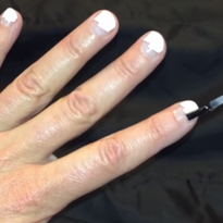 How to Apply French It Nail Wrap
