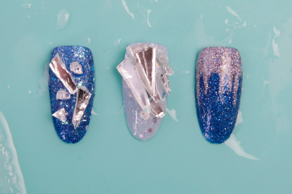 <p>Nails by Jessica Chung.&nbsp;</p>