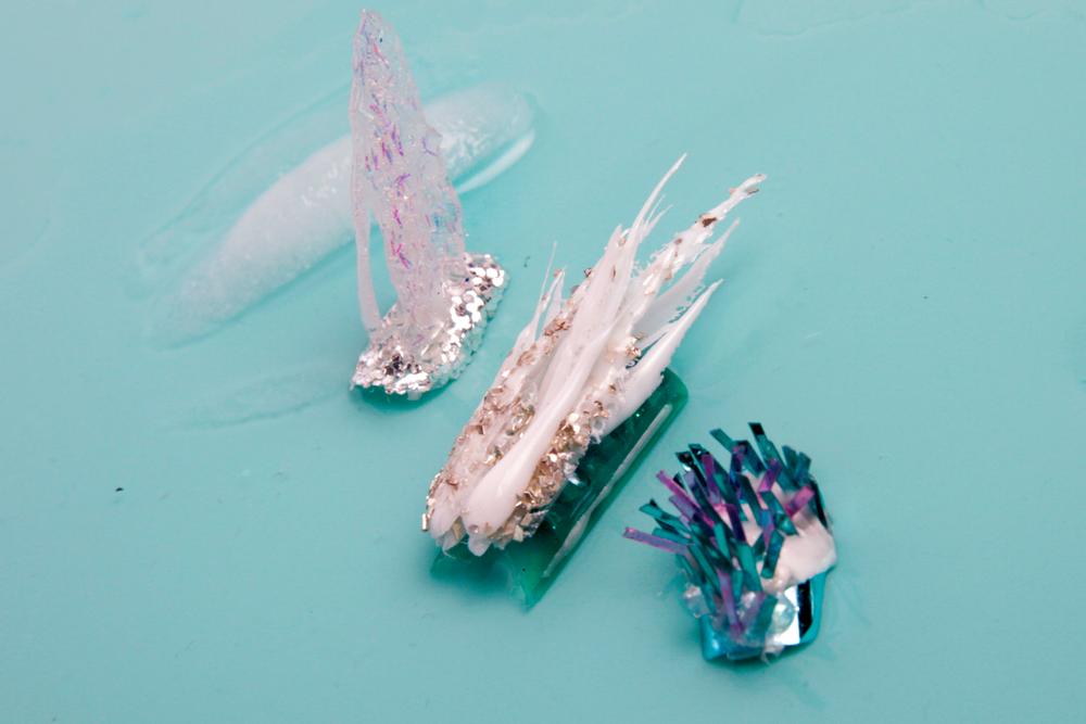<p>Nails by Victoria Zegerelli.&nbsp;</p>